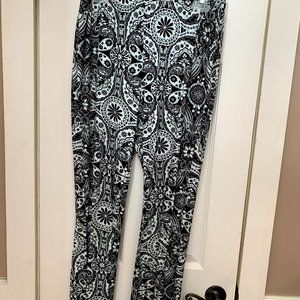 Women's Flare Style Pants Size 1X